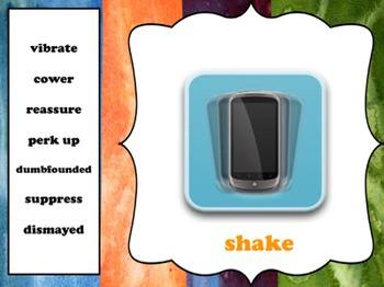 Chato's Kitchen Vocabulary Visuals (for ELLs)