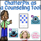 ChatterPix as a Counseling Tool