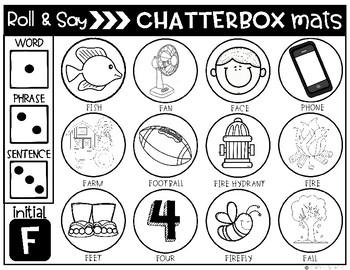 Chatterbox Mats