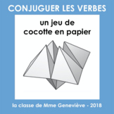 Chatterbox game - FRENCH VERB CONJUGATION