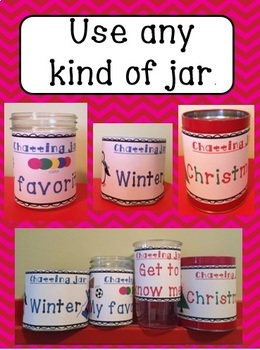 Chatting Jar  (Great way to encourage and develop verbal communication)