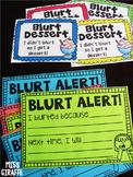 Chatty Class Classroom Management Tools (Blurt Alert, Blurt Beans, and more!)