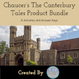 Chaucer's The Canterbury Tales Product Bundle