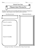 Chaucerian Character Design