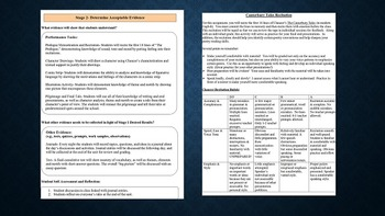 Geoffrey Chaucer's Canterbury Tales Study Pack with FREE PowerPoint