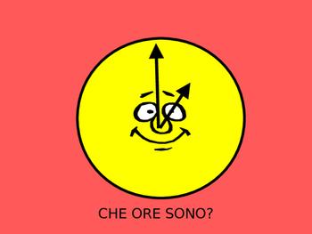 Che ore sono? Time in Italian