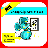FREE Cheap Clip Art: Mouse