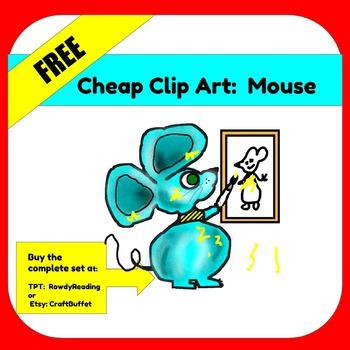 FREE Cheap Clip Art: Mouse
