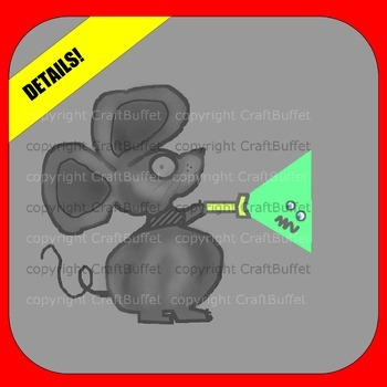 Cheap Clip Art: Mouse