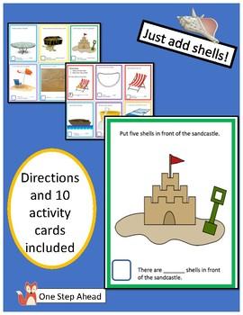 Cheap Math Centers - Count and Match - Set 4
