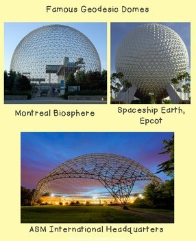 Cheap and easy STEM challenge: Geodesic domes