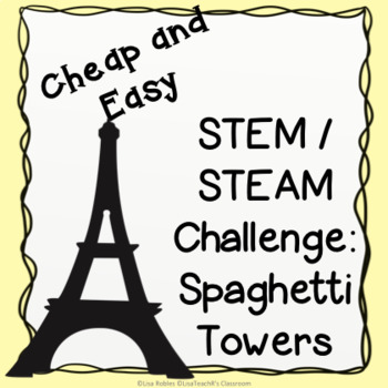 Cheap and easy STEM challenge: Spaghetti towers