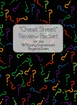 Cheat Sheet Review Packet for the NYS LE Exam