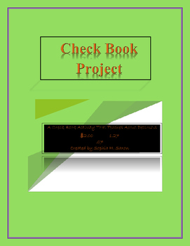 Check Book Project