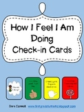 Check In Cards
