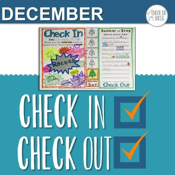 Check In Check Out CICO December