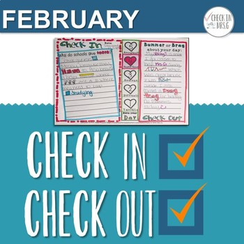 Check In Check Out February