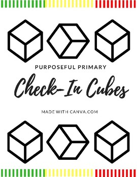 Check In Cube