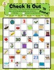 Check it Out Articulation Checkers Speech Therapy Game