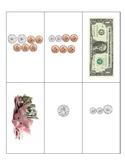 Check My Piggy Bank & Money Match