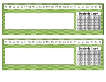 Check Name Plates