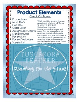 Check Off Forms
