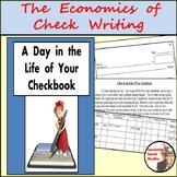 Writing a Check - The Economics of Check Writing