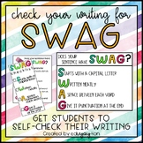 Check Your Writing for SWAG
