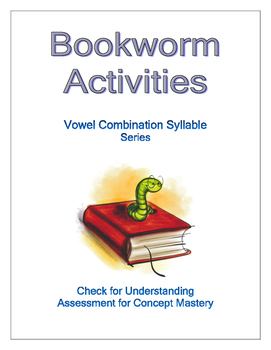 Check for Understanding-Assessment of Concept Mastery for Vowel Combination