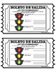 Check for Understanding Exit Slip (Spanish & English)