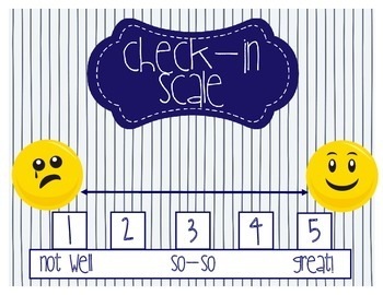 Check-in Scale