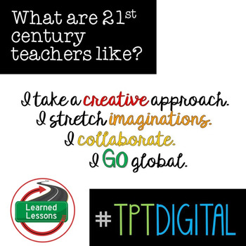 Check out all the great digital resources by searching #TPTDIGITAL