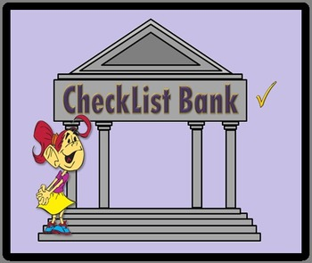CheckList Bank