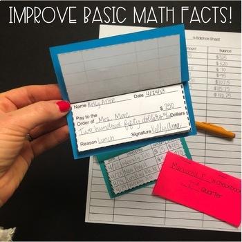 Checkbook Behavior Incentive Program {Classroom Management That Works}!