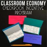 Classroom Economy | Checkbook Bank Account Program | Finan