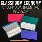 Checkbook Behavior Incentive Program {Classroom Management
