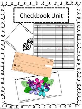 Checkbook Unit