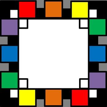 Checker Borders