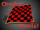 Checker Mania - End of Year Enrichment Lesson