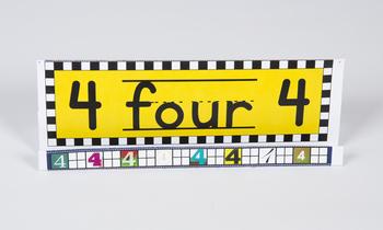 Checker Number GrandStand: 4