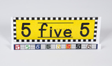 Checker Number GrandStand: 5