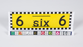 Checker Number GrandStand: 6