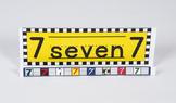 Checker Number GrandStand: 7