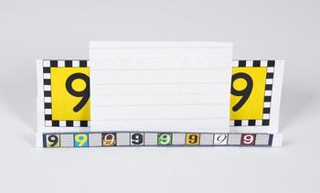 Checker Number GrandStand: 9