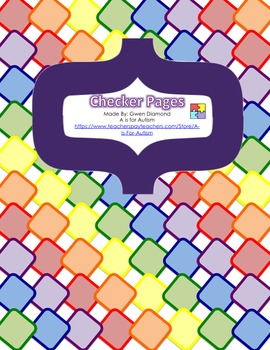 Checker Pages Package