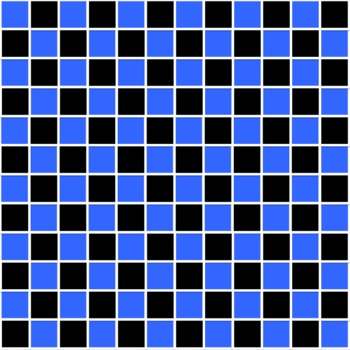 Checkerboard Backgrounds Basic Colors