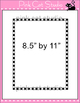Borders - Checkerboard Frame