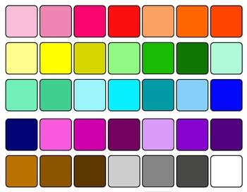 Checkerboard Frames and Borders Clip Art