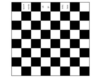 Checkerboard Template-editable