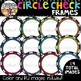 Checkered Frames and Borders Clipart Bundle {TpT Sellers Clipart}